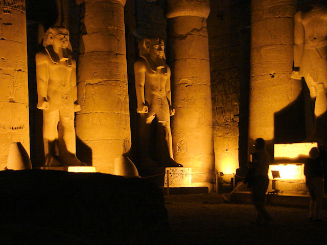 Luxor - Court of Ramses II